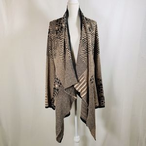 Knox Rose size XL cardigan sweater open front